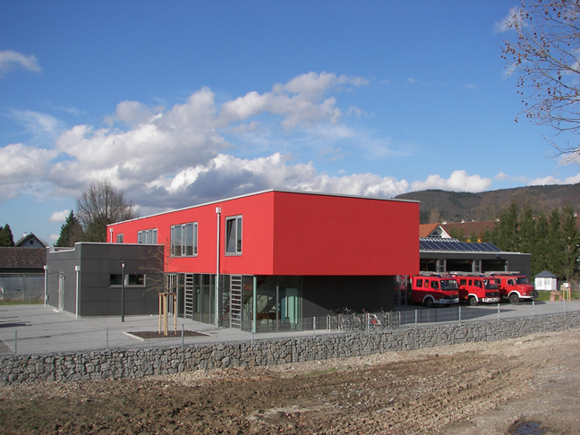 Gerätehaus der Freiwilligen Feuerwehr Handschuhsheim