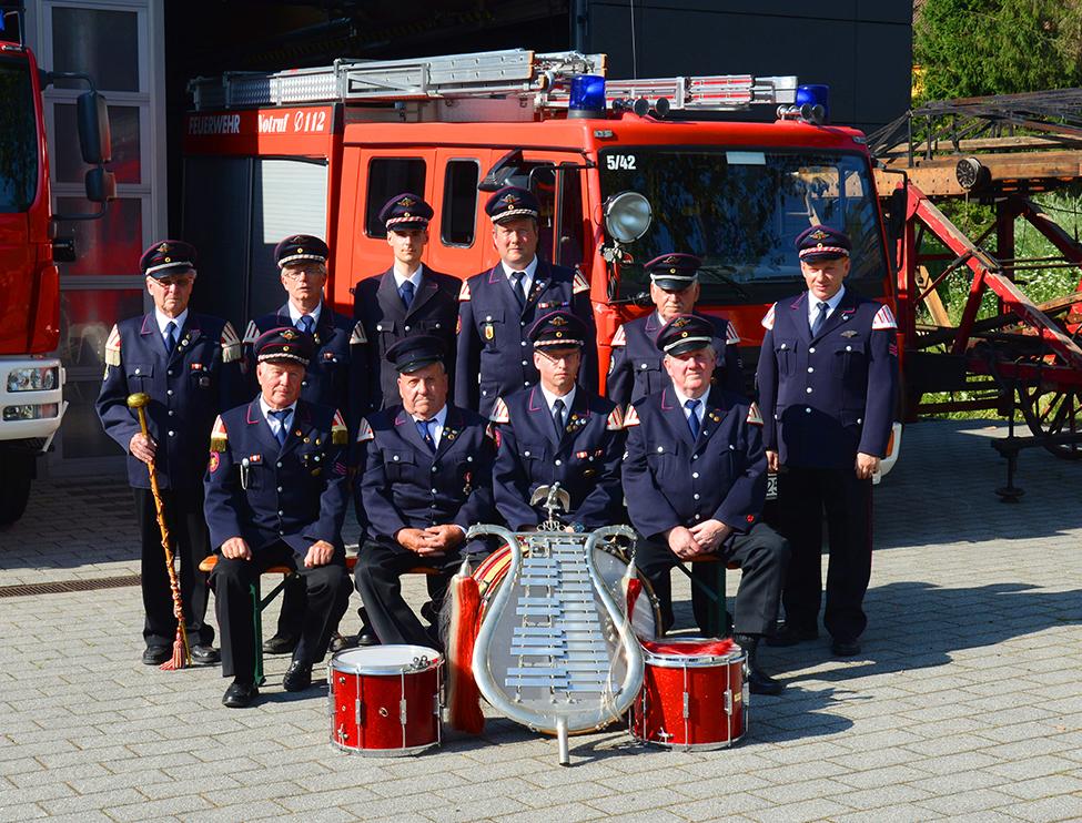 Spielmannszug der Freiwilligen Feuerwehr Handschuhsheim
